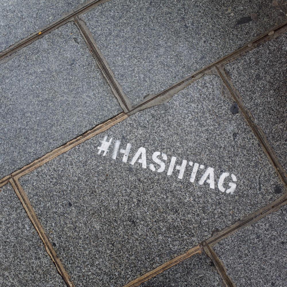 Die Grüne 3 Hashtag Tagkaperer
