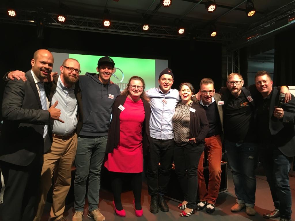 Jan, die Grüne 3 und die Recruiting Wunder im Dunkeln – Mein Text zum RecruiterSlam 2016